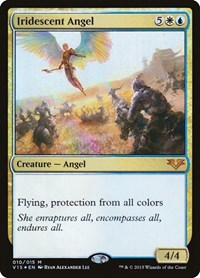 Iridescent Angel, Magic: The Gathering, From the Vault: Angels