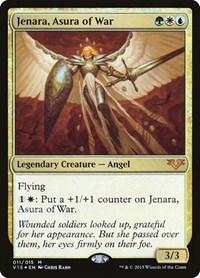 Jenara, Asura of War (Foil)