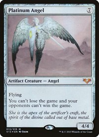 Platinum Angel, Magic: The Gathering, From the Vault: Angels
