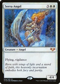 Serra Angel, Magic: The Gathering, From the Vault: Angels