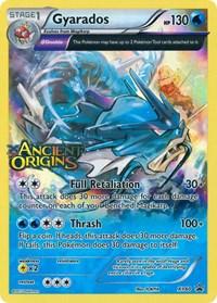 Gyarados - XY60 (Prerelease Promo), Pokemon, XY Promos