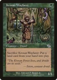 Krosan Wayfarer, Magic: The Gathering, Judgment