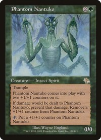 Phantom Nantuko, Magic: The Gathering, Judgment