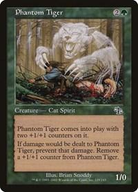 Phantom Tiger, Magic, Judgment