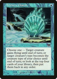 Trickery Charm, Magic: The Gathering, Onslaught
