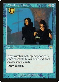 Wheel and Deal (Foil)