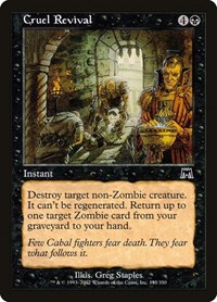 Cruel Revival, Magic: The Gathering, Onslaught