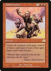 Insurrection (Foil)