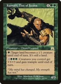 Kamahl, Fist of Krosa (Foil)