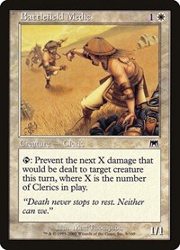 Battlefield Medic, Magic: The Gathering, Onslaught