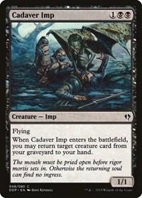 Cadaver Imp, Magic: The Gathering, Duel Decks: Zendikar vs. Eldrazi