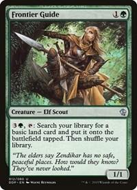 Frontier Guide, Magic: The Gathering, Duel Decks: Zendikar vs. Eldrazi