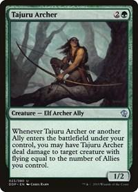 Tajuru Archer, Magic: The Gathering, Duel Decks: Zendikar vs. Eldrazi