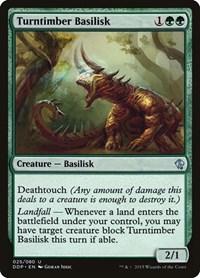 Turntimber Basilisk, Magic: The Gathering, Duel Decks: Zendikar vs. Eldrazi