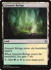 Graypelt Refuge, Magic: The Gathering, Duel Decks: Zendikar vs. Eldrazi