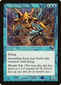 Ascending Aven, Magic: The Gathering, Onslaught