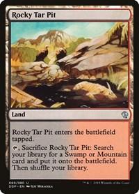 Rocky Tar Pit, Magic: The Gathering, Duel Decks: Zendikar vs. Eldrazi
