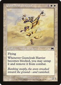 Gustcloak Harrier, Magic: The Gathering, Onslaught