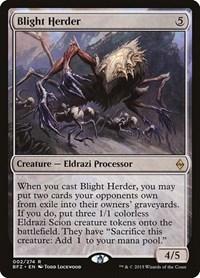Blight Herder, Magic: The Gathering, Battle for Zendikar