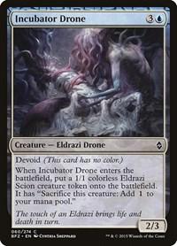 Incubator Drone, Magic, Battle for Zendikar