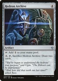 Hedron Archive, Magic, Battle for Zendikar