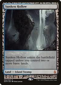 Sunken Hollow, Magic: The Gathering, Zendikar Expeditions