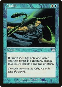 Meddle, Magic, Onslaught
