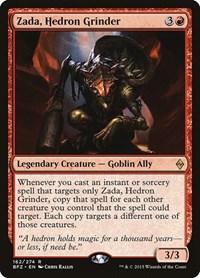 Zada, Hedron Grinder, Magic: The Gathering, Battle for Zendikar