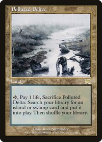 Polluted Delta, Magic: The Gathering, Onslaught