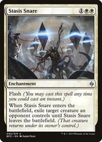 Stasis Snare, Magic: The Gathering, Battle for Zendikar