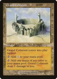 Grand Coliseum, Magic: The Gathering, Onslaught