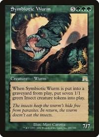 Symbiotic Wurm, Magic: The Gathering, Onslaught