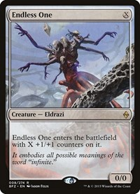 Endless One, Magic: The Gathering, Battle for Zendikar