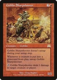 Goblin Sharpshooter (Foil)