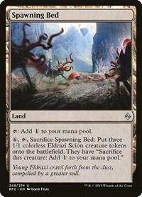 Spawning Bed, Magic: The Gathering, Battle for Zendikar