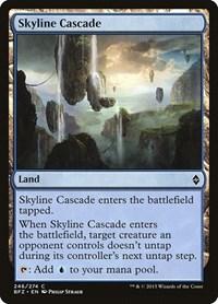 Skyline Cascade, Magic: The Gathering, Battle for Zendikar