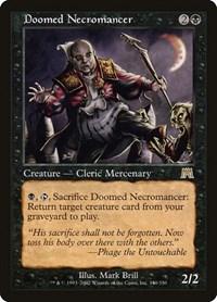 Doomed Necromancer, Magic: The Gathering, Onslaught