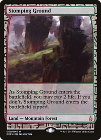 Stomping Ground, Magic: The Gathering, Zendikar Expeditions