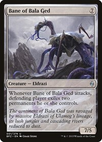 Bane of Bala Ged, Magic, Battle for Zendikar