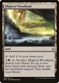Blighted Woodland, Magic: The Gathering, Battle for Zendikar