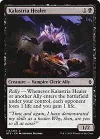 Kalastria Healer, Magic: The Gathering, Battle for Zendikar
