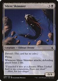 Silent Skimmer, Magic, Battle for Zendikar