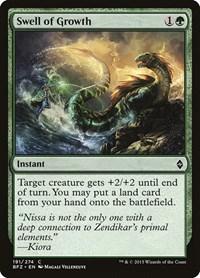 Swell of Growth, Magic, Battle for Zendikar