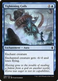 Tightening Coils, Magic, Battle for Zendikar