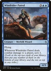Windrider Patrol, Magic: The Gathering, Battle for Zendikar