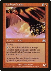 Airdrop Condor, Magic: The Gathering, Onslaught