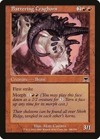 Battering Craghorn, Magic: The Gathering, Onslaught
