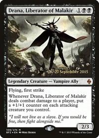 Jumpstart Liberator of Malakir MTG Magic Drana