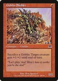 Goblin Sledder, Magic, Onslaught
