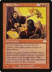 Risky Move, Magic: The Gathering, Onslaught